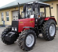 Belarus MTZ-892.2