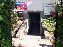 Muzs-Ker Kft. üzlet bejárat